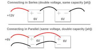 series and parallel how to wire what you want easily and effectively