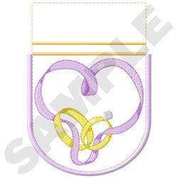 Wedding Anniversary Gift Bags by Wedding Anniversary Gift Bag Front Embroidery Designs