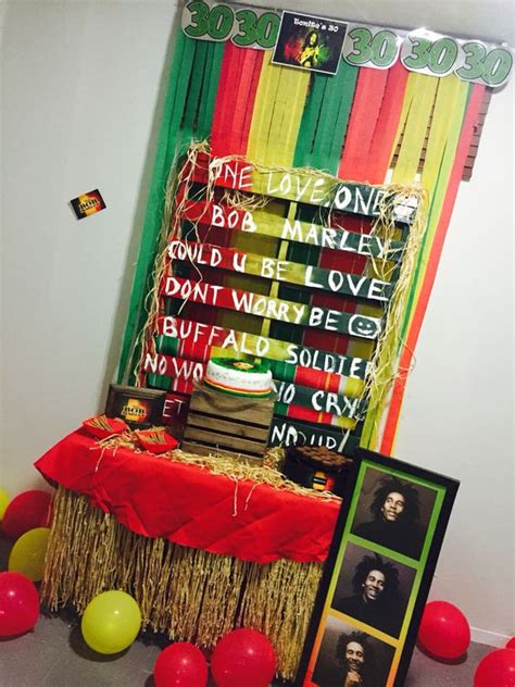 jamaican themed party food bob marley bedding rasta bob marley catering and bobs on pinterest