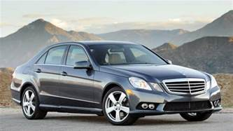Mercedes E350 Review 2010 Mercedes E350 4matic Weathers The