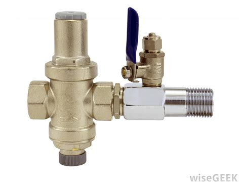 water pressure regulator what is a water pressure regulator with pictures