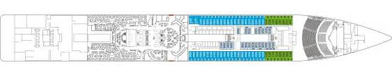 deck plan msc divina msc divina cruise ship msc cruises
