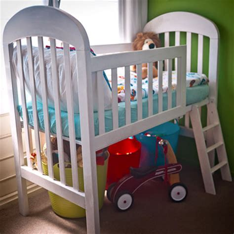 Crib Or Cot by Home Dzine Craft Ideas Re Purpose A Cot Or Crib