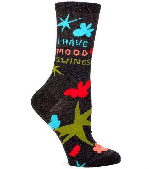 unusual mood swings mood swings socks