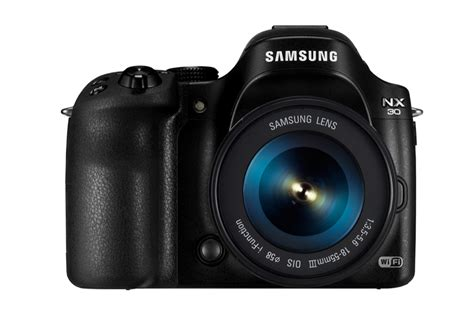 Kamera Samsung Nx30 systemkamera samsung nx30 vorgestellt