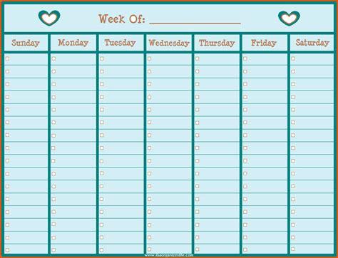 lined weekly calendar template calendar 2017 printable lined weekly calendar template calendar 2018 printable