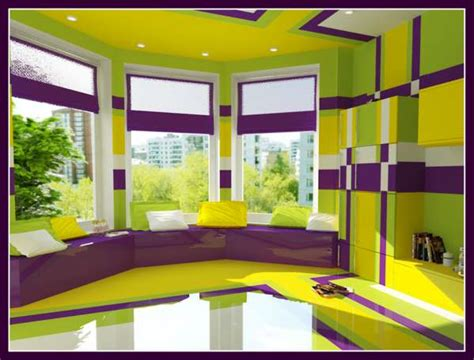 purple and lime green bedroom lime and purple bedroom decoholic