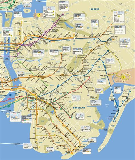 printable queens map manhattan subway map cake ideas and designs