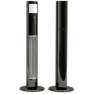 Patio Heater With Light Jupiter Infrared Free Standing Electric Patio Heaters With Spot Light And Zipped Weatherproof