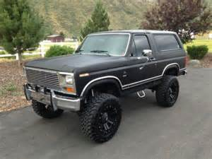 1983 Ford Bronco Buy Used 1983 Ford Bronco Xlt Fuel Injected 351 In Inkom
