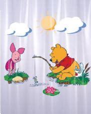 cortinas de winnie the pooh winnie pooh cortina ba 209 o ducha disney quot pooh pesca