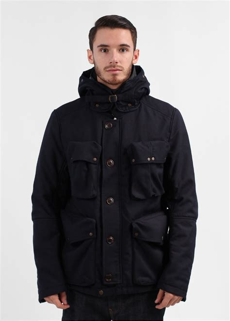 Cp Sweater Jaket Snow cp company outerwear jacket blue