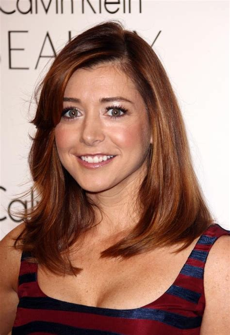 alyson hannigan hair color alyson hannigan talks american reunion