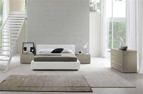 italian modern bedroom sets made in italy leather contemporary design set warren