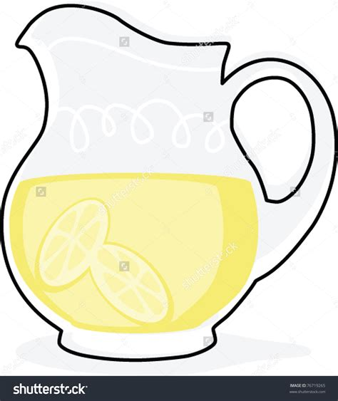 lemonade clipart pitcher clipart clipground