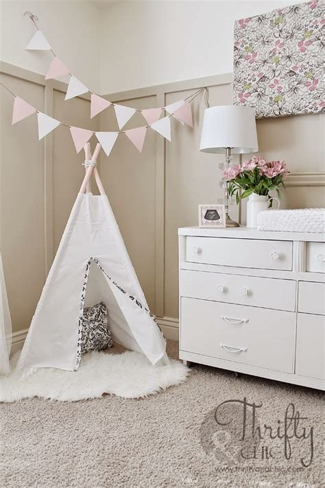Princess Bedroom Decor thrifty and chic diy projects and home decor