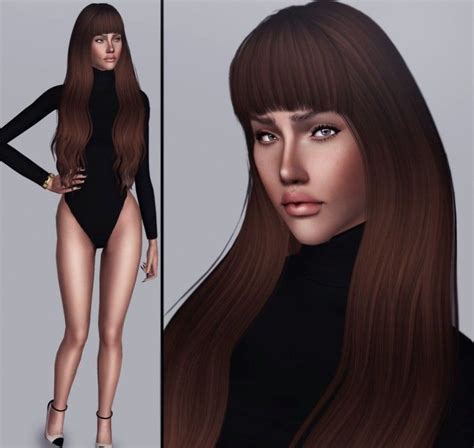 by levitas tags sim sims model sims3 female sims3 modeli base sim by bill sims 3 downloads cc caboodle sims 3