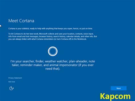tutorial lengkap instal ulang windows 10 cara lengkap instal windows 10 menggunakan file iso dengan