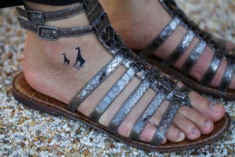 temporary tattoo ink giraffe spirit ink temporary by spiritink on etsy