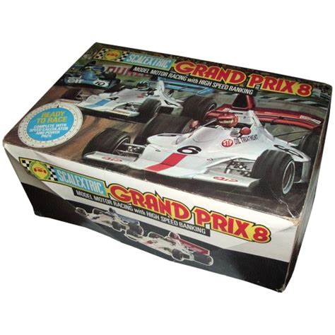 Formula Set prop hire scalextric formula one silverstone set