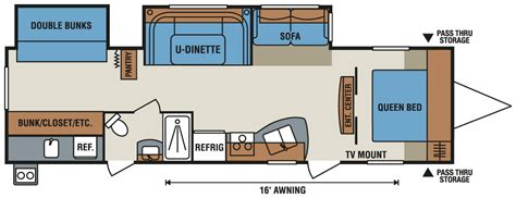 spree rv floor plans 2016 spree connect c322bhs lightweight travel trailer k z rv