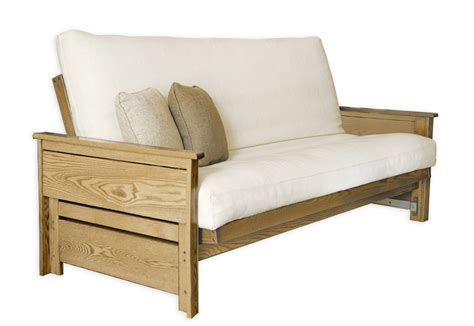 Oak Futon by Futon Ottawa