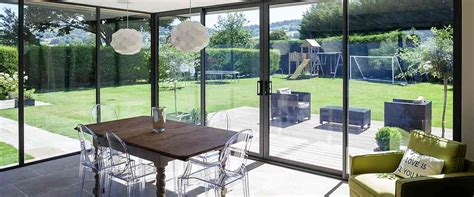 Bifold Patio Doors Aluminium Marlin Doors Marlin Carved And Painted Glass Shower