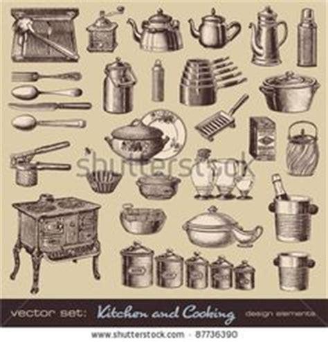 vintage kitchen bilder 1000 images about desenhos vintage on vintage