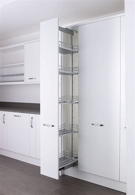 larder section kitchen larder pull out kesseb 246 hmer arena larder pull out full