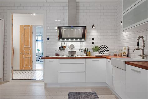 scandinavian kitchen cabinets scandinavian style l shaped kitchen cabinets decoration