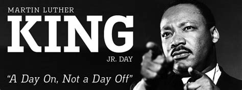 martin luther king day jr a day on not a day images