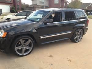Jeep Srt8 22 Inch Replica Wheels My Jeep With Some Upgrades Done Srt8 Forum