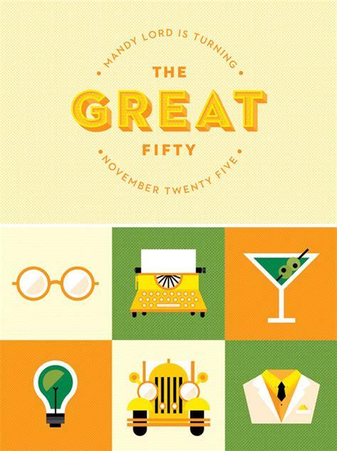 happy birthday graphic design inspiration germinate creative 187 10 over 10 august design inspiration