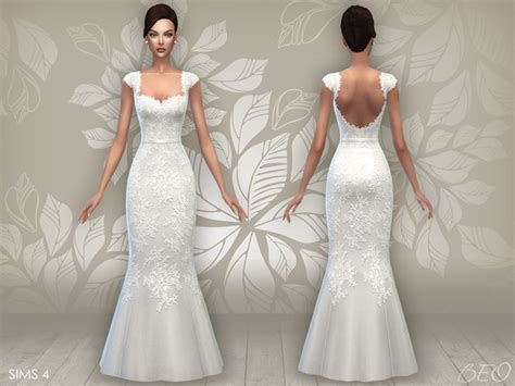 sims 4 wedding 18 best images about sims 4 wedding dresses on pinterest