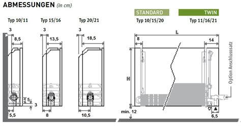 bodenheizkörper heizk 246 rper 20 x 13 x ab 50 cm ab 284 watt wand stand boden