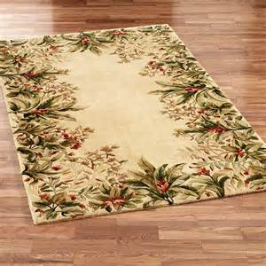 Hawaiian Print Area Rugs Exotic Area Rugs Submited Images