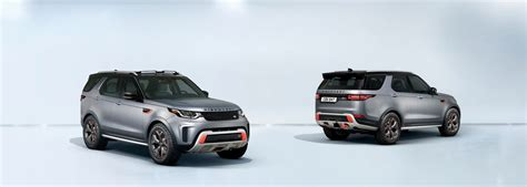 land rover discovery soft 2019 land rover discovery svx debuts with 518 horsepower