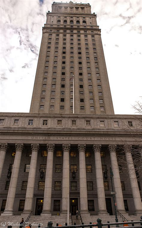 New York Southern District Court Search Us Courthouse 40 Foley Sq New York