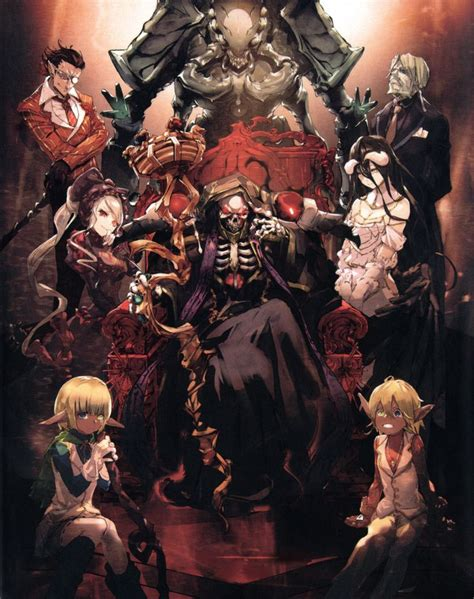 anime overlord 196 best overlord images on pinterest cartoons game of