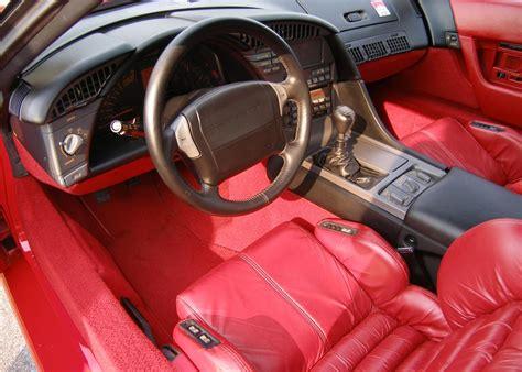 1990 Corvette Interior by 1990 Chevrolet Corvette Marlboro Penske Rm1 60866