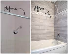 Diy Bathroom Shower Ideas Remodelaholic Diy Bathroom Remodel On A Budget And Thoughts On Renovating In Phases