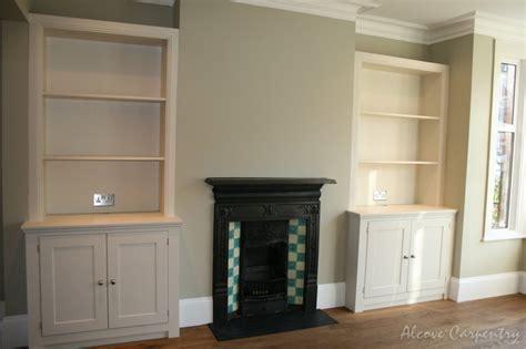 Alcove Cabinets   Alcove Carpentry