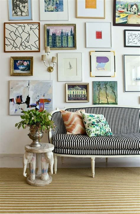 eclectic wall decor why you should be afraid of eclectic gallery art walls