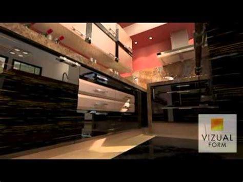 Studio Vizual Form Design Kitchen | nowoczesne meble kuchenne na wysoki płysk vizual form