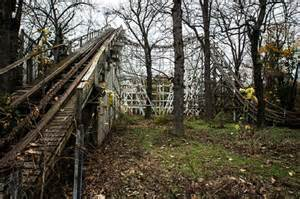 Abandoned Amusement Park 20 Haunting Images Of Abandoned Amusement Parks Flavorwire