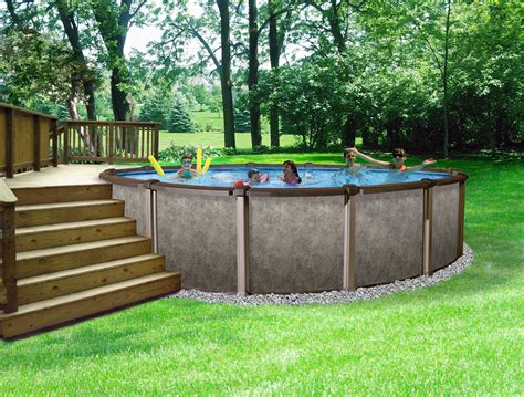 How To Decorate An Above Ground Pool by Swimming Pool 1000 Images About Above Ground Pool Deck