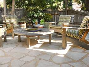 Design For Mainstays Patio Furniture Ideas Choosing Materials For Your Patio Hgtv