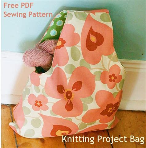 pattern knitting project bag basic knitting project bag cleaning oiling a sewing