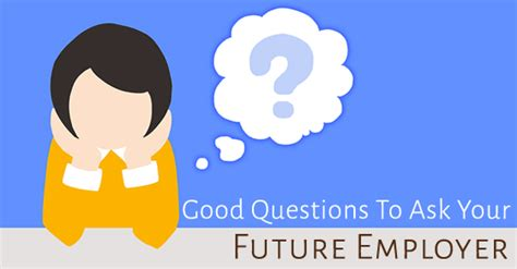 Questions To Ask At An Mba Seminar by 17 Questions To Ask Your Future Employer Wisestep