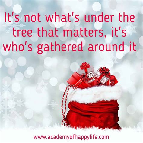 whats   tree  matters  whos gathered   academy  happy life